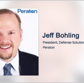 Peraton to Provide IT Support at Army Garrisons in 4 European Countries; Jeff Bohling Quoted - top government contractors - best government contracting event
