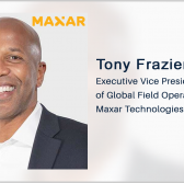 Maxar Invests in WorldView Legion Satellite Constellation; Tony Frazier Quoted - top government contractors - best government contracting event