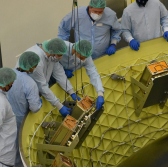 Jacobs, NASA Equip Orion Spacecraft With Secondary Payloads for Artemis I Mission - top government contractors - best government contracting event