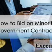 How to bid on minority government contracts