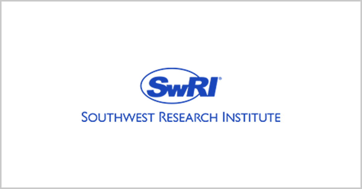 Southwest Research Institute Lands 3 GSA Contracts for Manned, Autonomous System Technical Support