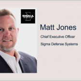 Sigma Defense Names Matt Jones as CEO, John Wilcox as Executive Board Chair - top government contractors - best government contracting event
