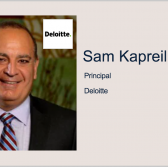 Deloitte, ServiceNow Extend Partnership to Update IT Operations Platform; Sam Kapreilian Quoted - top government contractors - best government contracting event