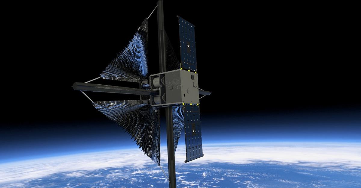 NASA Taps Rocket Lab for Composite Solar Tech Payload Deployment