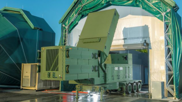 Raytheon Assigns 'GhostEye' Name to New Air & Missile Defense Radar Series - top government contractors - best government contracting event