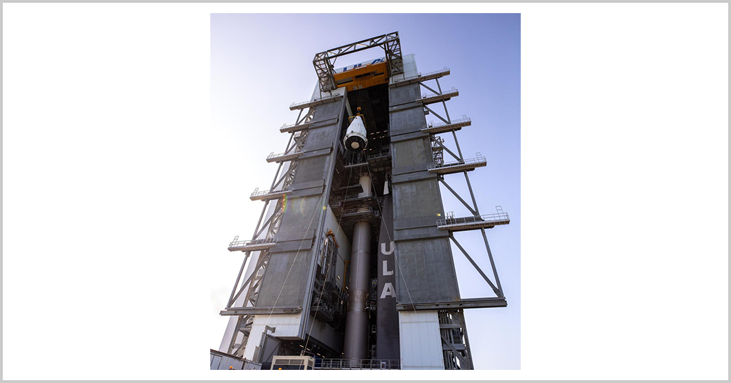 ULA, NASA Review Flight Readiness of 'Lucy' Asteroid Exploration Spacecraft