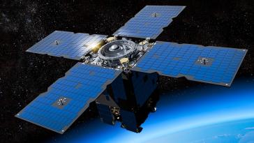 NASA Concludes Navigation Clock Demo Aboard General Atomics' Orbital Test Bed - top government contractors - best government contracting event