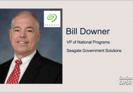 Executive Spotlight: Bill Downer, VP of National Programs for Seagate Government Solutions - top government contractors - best government contracting event