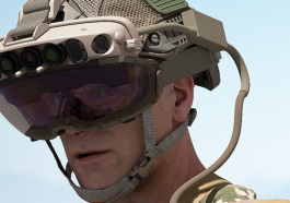 Army Offers Update on Operational Test of Microsoft's HoloLens-Based Augmented Reality Tech - top government contractors - best government contracting event