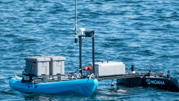 Charles River Analytics Develops MOANA Coastal Survey Platform for Navy - top government contractors - best government contracting event