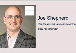 Booz Allen's Joe Shepherd: More Funding Needed to Advance Ultrashort Pulse Laser Development - top government contractors - best government contracting event