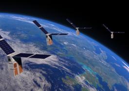 NASA Receives 1st Blue Canyon-Built CubeSat for Autonomous Swarm Demo - top government contractors - best government contracting event