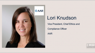 Lori Knudson Joins AAR as VP, Chief Ethics & Compliance Officer - top government contractors - best government contracting event