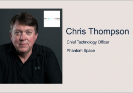Space Industry Vet Chris Thompson Named Phantom Space CTO - top government contractors - best government contracting event