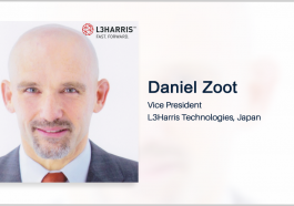 Aerospace & Defense Vet Daniel Zoot Appointed as L3Harris Japan VP - top government contractors - best government contracting event