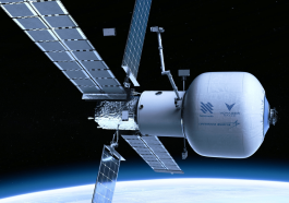 Nanoracks, Voyager Space & Lockheed Team Up to Work on Starlab Space Station - top government contractors - best government contracting event