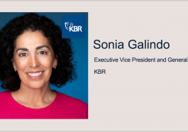 Sonia Galindo Joins KBR as EVP, General Counsel - top government contractors - best government contracting event