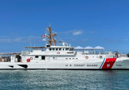 Bollinger Shipyards Sends 46th Fast Response Cutter to Coast Guard - top government contractors - best government contracting event
