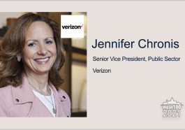 Verizon Public Sector Wins $78M Task Order for Naval District Washington Tech Services; Jennifer Chronis Quoted - top government contractors - best government contracting event