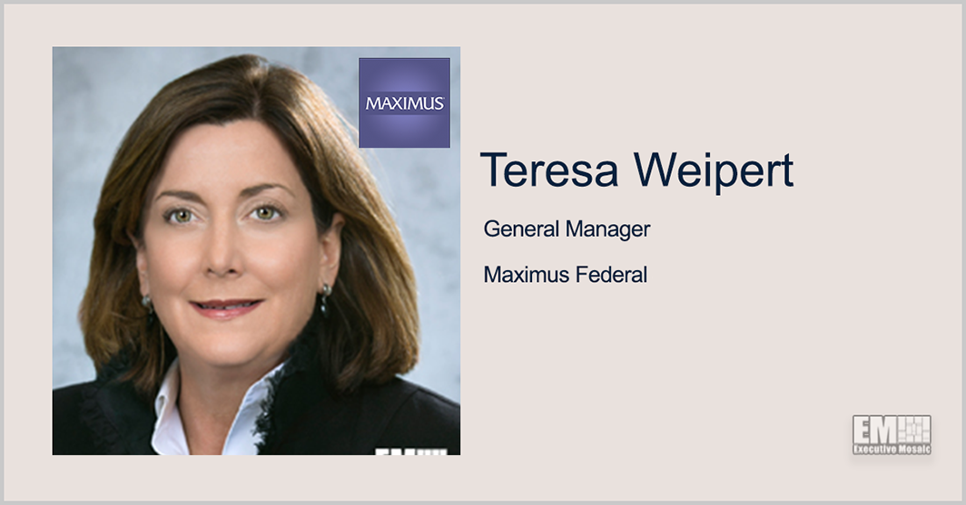 Maximus Secures $323M Contract to Modernize EDGAR System for SEC; Teresa Weipert Quoted - top government contractors - best government contracting event