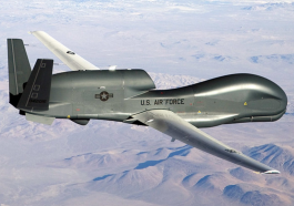 Northrop Receives $51M USAF Contract Modification for Unmanned Aircraft Repair Services - top government contractors - best government contracting event